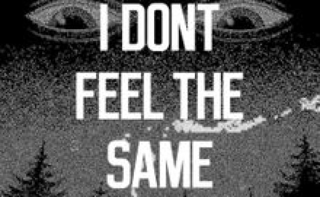 Blahsum I Don T Feel The Same Lyrics Genius Lyrics