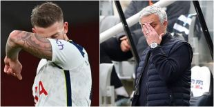 Enraged, Mourinho explains why Alderweireld was not against Newcastle: but did he tell the truth?