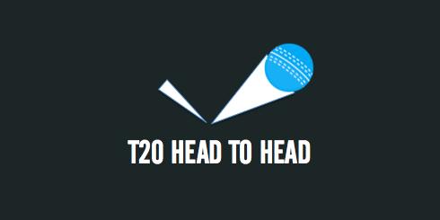 T20 Head to Head