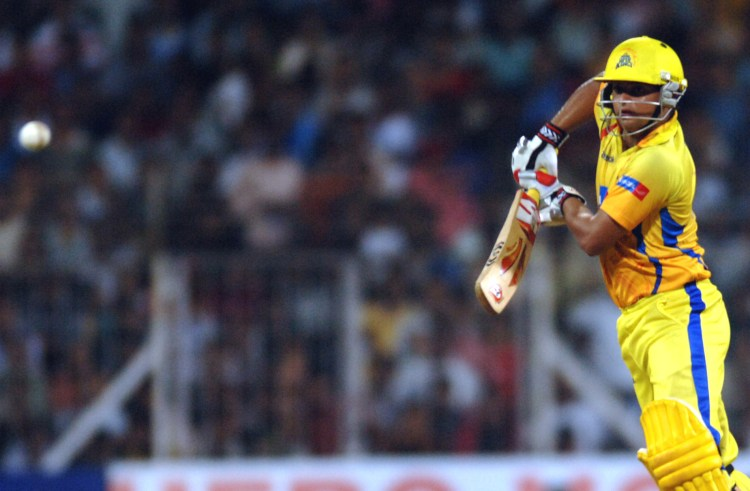 Suresh Raina holds the record for the highest runs in the powerplay in the IPL scored by an individual batsman