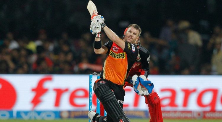 David Warner has a poor average at the venues where he will play most of his cricket during the IPL.