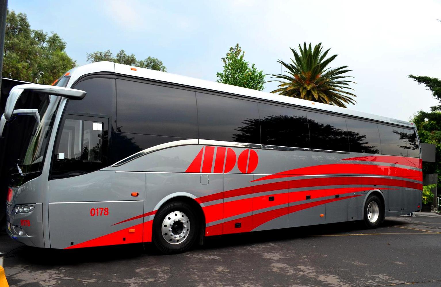 Ado Recibe 70 Camiones En Puebla  T21