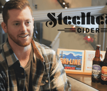 Steelhead Cider Chelan Washington
