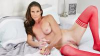FullOfJOI   Sofie Marie   Red Stocking Seduction
