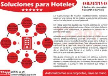 Optimizacion de recursos hostelería