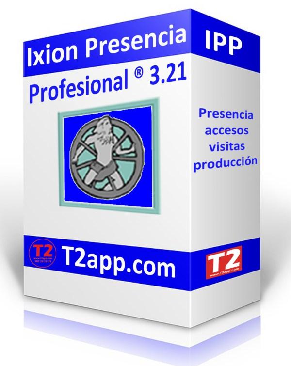 Ixion Presencia profesional 3.21
