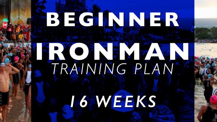 T2Coaching Ironman Training for Beginners 16 Week Plan