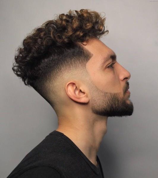 Charming Undercut Fade Haircuts For Men Times Square