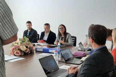 Monitoring visit by Erasmus+ Kosovo Office