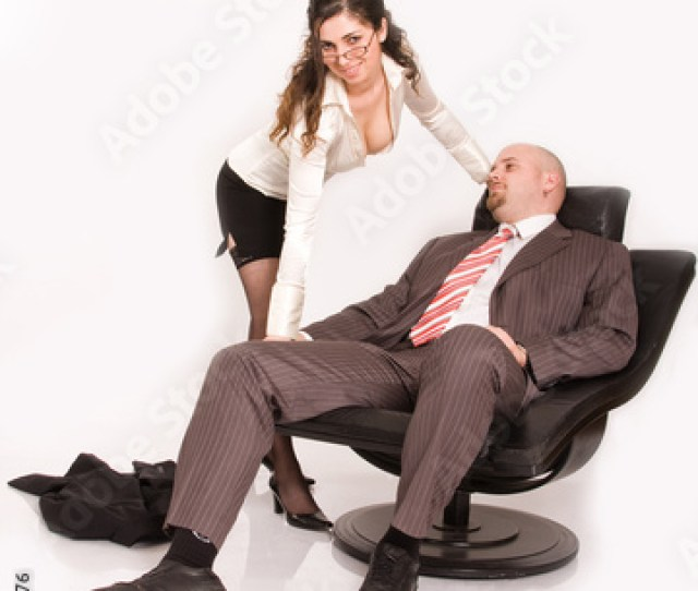 Boss And Sexy Secretary