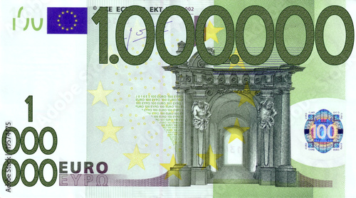 """100000 Euro Million"" Stock photo and royaltyfree images"