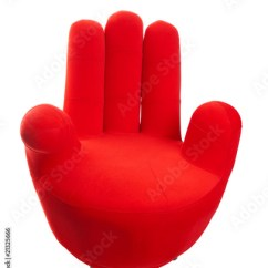 Cheap Hand Chair Cushion For Chaise Lounge Red Stock Photo And Royalty Free Images On Fotolia Com