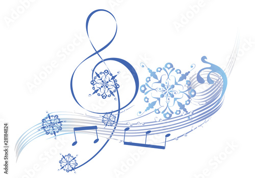 """""""winter music"""" stock"""