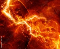 """orange lightning"" Stock photo and royalty-free images on ..."