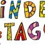 Kinderschrift Kindertag Stockfotos Und Lizenzfreie