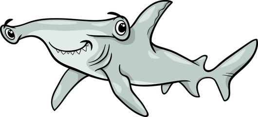 Tiburones De Caricatura