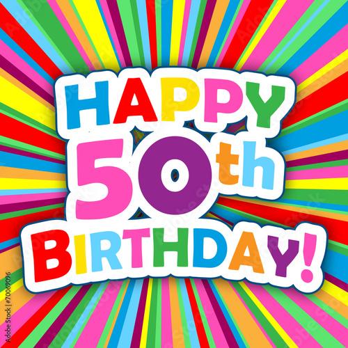50th Happy Graphics Anniversary