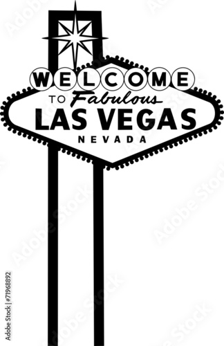 Welcome To Fabulous Las Vegas Clipart