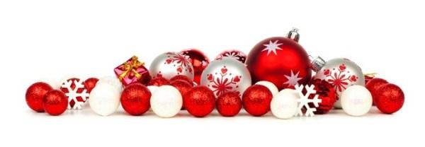 christmas ornaments royalty-free