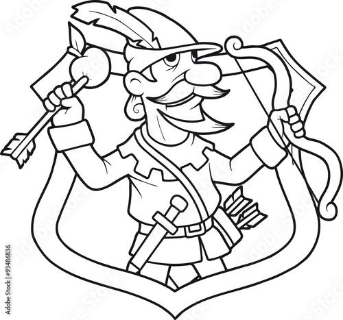 Description Of Robin Hood