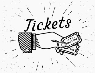 Photos, illustrations et vidéos de tickets