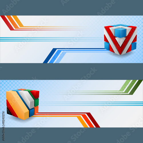 abstract graphic design web