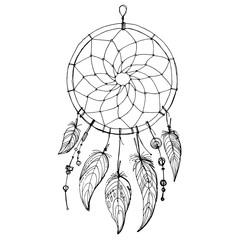 Dreamcatcher Drawing photos, royalty-free images, graphics