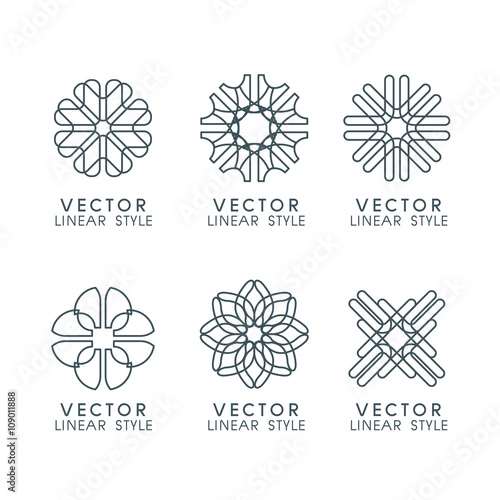 vector set of linear
