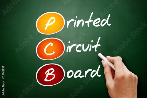 Printed Circuit Board Royalty Free Stock Photo Image 35624505