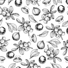 Photos, illustrations et vidéos de macadamia