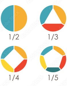 Circular diagram set pie chart template circle infographics concept with steps parts levels or options colorful vector illustration also rh ustolia