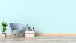 space empty living interior adobe licensed pending