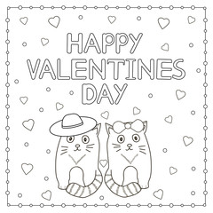 Photos, illustrations et vidéos de coloriage valentin