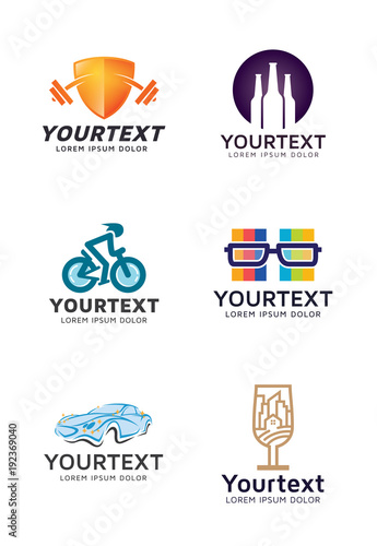 logo collections for different