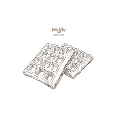 Search photos waffle