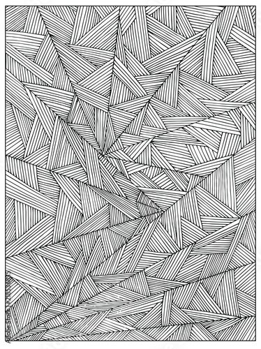 optical illusions coloring pages # 33