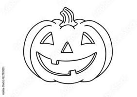 35 Malvorlage Kürbis Halloween   Besten Bilder von ...