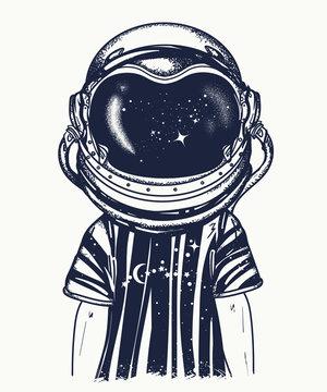 Astronaut Helmet Drawing : astronaut, helmet, drawing,