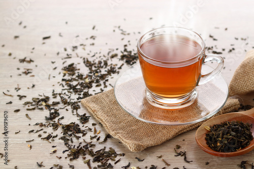 herbal tea smoke out