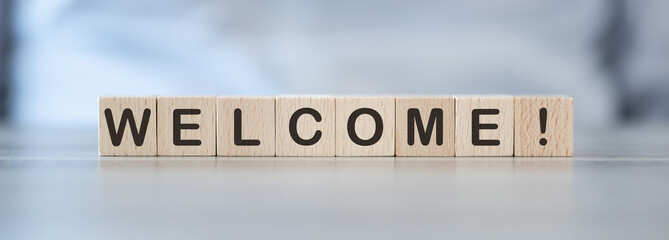"the word ""welcome"" spelled out in scrabble tiles, join the site and quit smokeless tobacco"