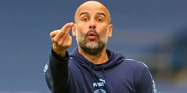 """Pep Guardiola prolonge son contrat avec Manchester City jusqu'en 2023 : """"Le défi est de continuer à nous améliorer"""""""