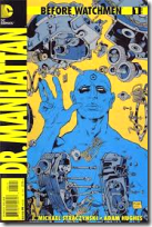 Before Watchmen: Dr. Manhattan 1