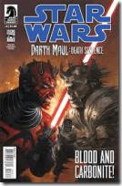 Star Wars Darth Maul: Death Sentence 3