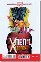 X-Men: Legacy 1