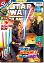 Star Wars – Clone Wars XXL Special 6