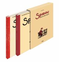 Spirou Jubiläumsschuber: Porträt eines Helden als junger Tor