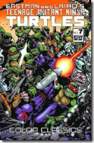 Teenage Mutant Ninja Turtles: Color 7