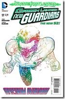 Green Lantern: New Guardians 17