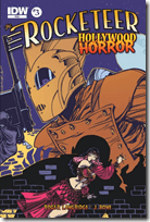 Rocketeer: Hollywood Horror 3
