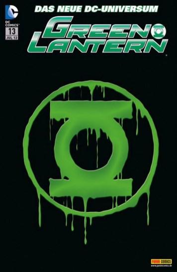 Green Lantern 13